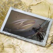Air leak tester for tablet
