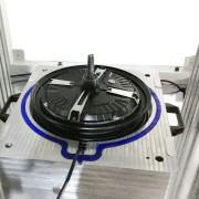 电动汽车轮毂的密封性检测案例展示