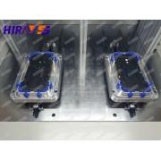 手机整机防水测试-海瑞思双工位手机防水测试仪