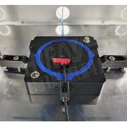 海瑞思气密性防水检测光电传感器测试实例