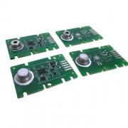 Air leak testing of circuit board