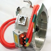 Air leak tester for car motor