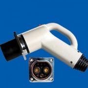Air leak tester for charging gun