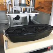 音响密封性检测仪结合镭雕机使用案例