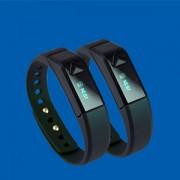 Air leak tester for smart bracelet