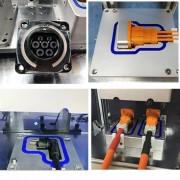 新能源汽车充电配件气密性,防水检测方法案例分享