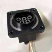 汽车充电枪插座防水测试 气密性检漏仪 密封性测试设备