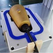 防护灯密封性检测与喷泉灯密封性测试的细节展示
