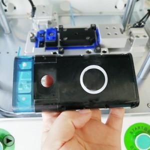 门铃外壳密封性防水检测视频