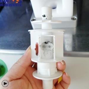 洗衣机进水阀气密性防水测试视频分享