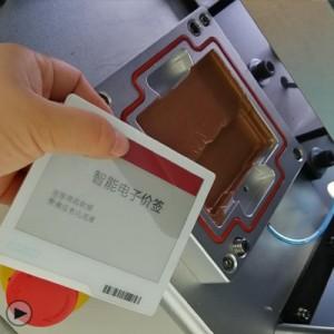 电子价签气密性检测视频展示