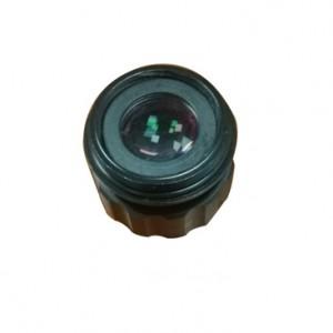 深水摄像机镜头的防水性检测过程展示