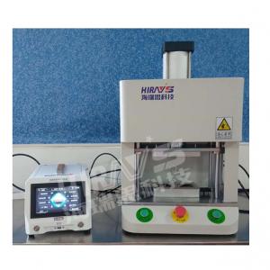 海瑞思气密性防水检测挂耳式蓝牙耳机测试实例