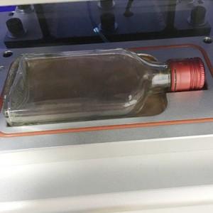 玻璃瓶陶瓷瓶劲酒瓶的防水测试实例分享