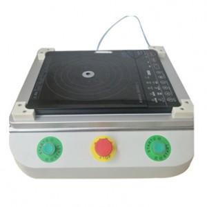 使用海瑞思密封性检测仪对电磁炉进行检测的实例分享