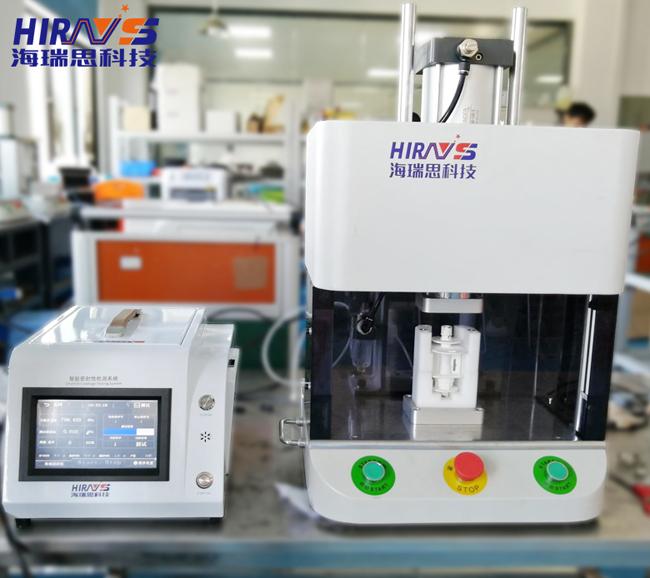洗衣机进水阀气密性防水测试-海瑞思科技