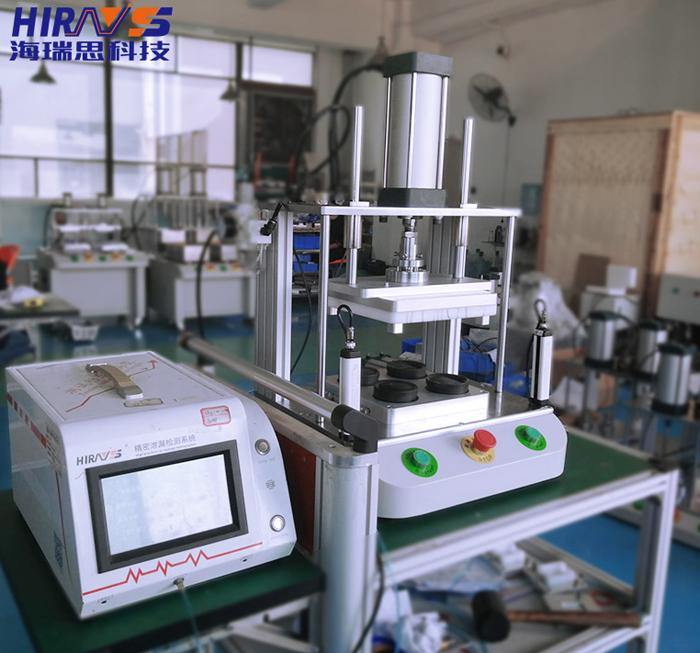水杯盖子防水检测设备-深圳海瑞思